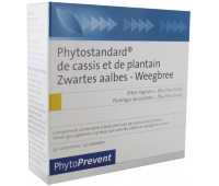 Pileje Phytostandard cassis & plantain 30cpr