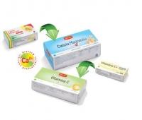 Calciu, Magneziu si Vitamina D 30cpr + Vitamina C 20cpr GRATIS