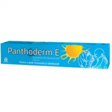 Panthoderm E unguent 30g