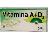 Vitamina A+D2 30cps