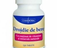 Drojdie de Bere + Vitamine + Minerale 150cpr