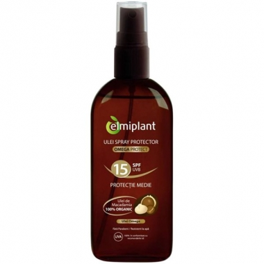 Ulei Omega spray SPF15 150ml
