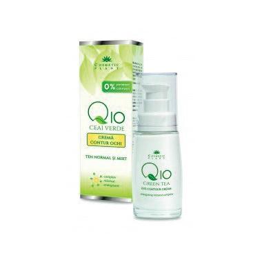 Crema Contur ochi Q10 si complex mineral 30ml