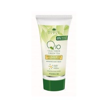 Crema Maini Q10, ceai verde si complex mineral 100ml