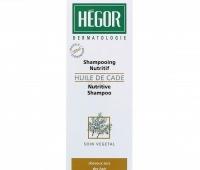 Hegor Sampon nutritiv cu ulei de cade (ienupar) 300ml