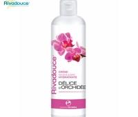 Rivadouce Crema de dus si baie hidratanta cu orhidee 500ml