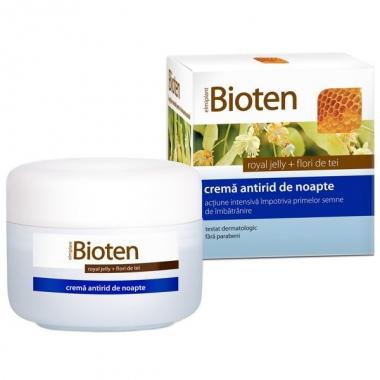 Bioten Crema antirid noapte 50ml