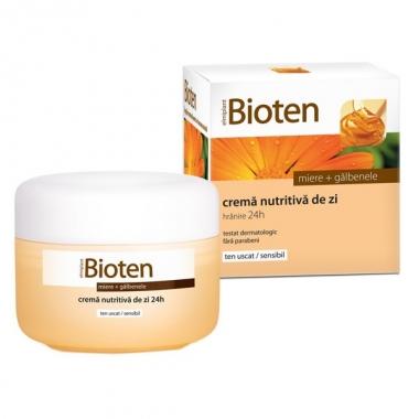 Bioten Crema nutritiva ten uscat 50ml
