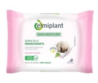 Servetele demachiante ten uscat Skin Moisture 25buc