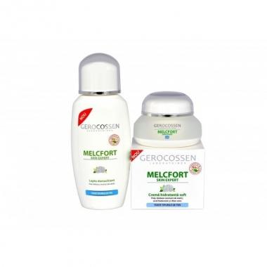 Melcfort Crema hidratanta soft 35ml