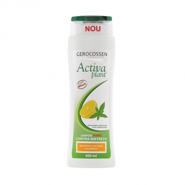 Activa Sampon contra matretii 400ml -15% GRATIS