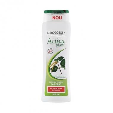 Activa Sampon par gras 400ml -15% GRATIS