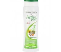 Activa Sampon tonifiant 5 plante 400ml