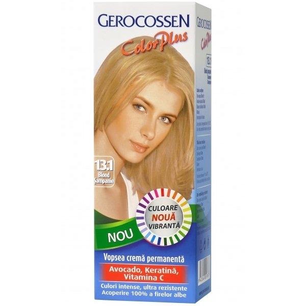 Vopsea par Nr.13.1 blond sampanie