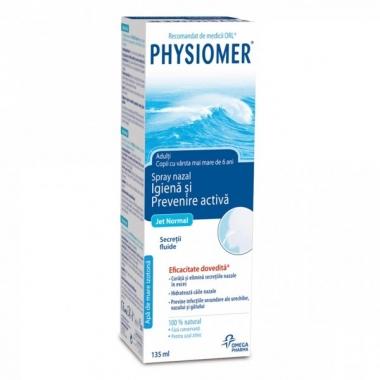 Physiomer Normal jet spray 135ml
