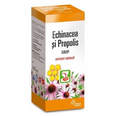 Sirop propolis & echinaceea 100ml