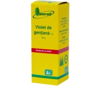 Violet de gentiana 1% 25g