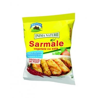 Sarmale (mix) vegetale cu soia 250g