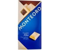 Ciocolata Alba F Zahar Monteoro 90 gr