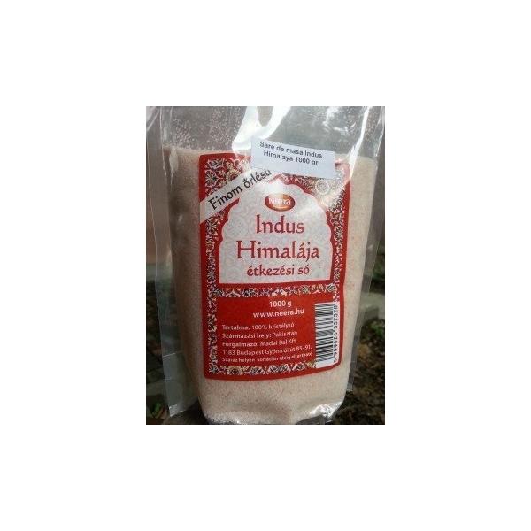 Sare de masa fina Indus Himalaya 500g
