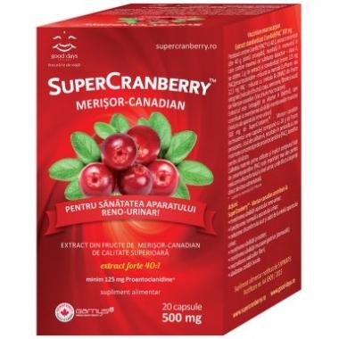 Barny's Merisor Supercranberry 20cps