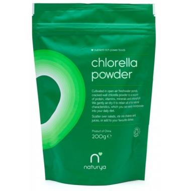 Chlorella pulbere organica (BIO) 200g