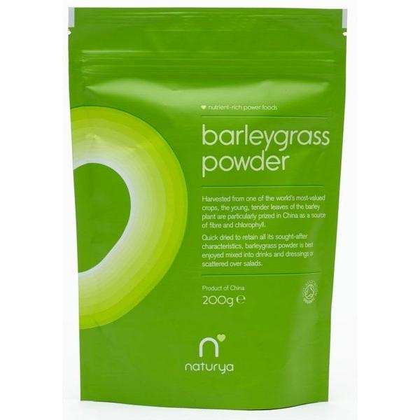 Orz verde pulbere organica (BIO) 200g