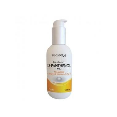 Emulsie Panthenol 9% Santaderm 150ml
