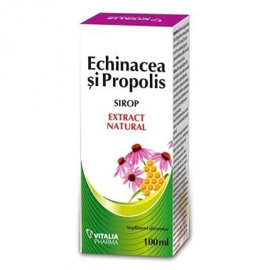 Sirop echinaceea & propolis 100ml