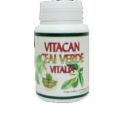 Vitacan Ceai verde 50cps