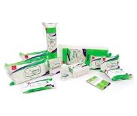 Servetele umede de buzunar antibacteriene 15buc