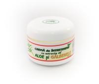Crema intretinere aloe & galbenele 50g