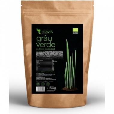 Iarba de grau pulbere organica (BIO) 150g