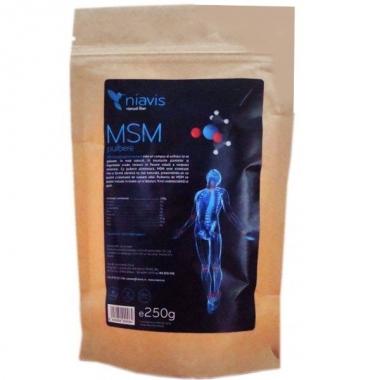 MSM pulbere naturala 250g