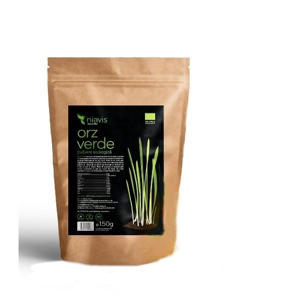 Orz verde pulbere organica (BIO) 150g