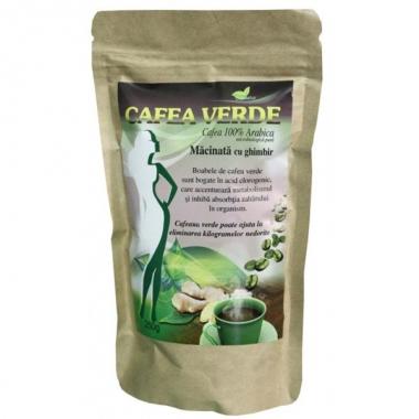 Cafea verde cu ghimbir 250g