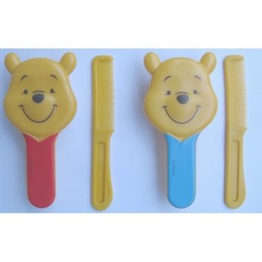 Set perie + piepatan forma Pooh (2205)