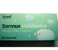 Somnus Melatonina 20cpr