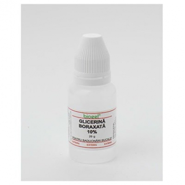 Glicerina boraxata cu Propolis 20ml