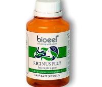 Ricinus Plus (ulei de ricin cu vitamina A) 80g