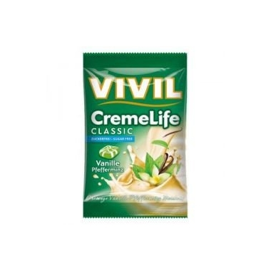 Vivil Crema Life vanilie si menta 110g