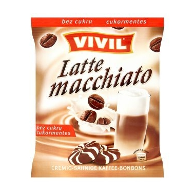 Vivil Latte Macchiato fara zahar 110g