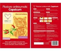 Plasture antireumatic Capsicum 12 x 18cm