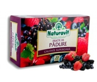 Naturavit fructe de padure 20dz x 1,5g