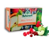 Naturavit multifruct 20dz x 1,5g 7+1 GRATIS