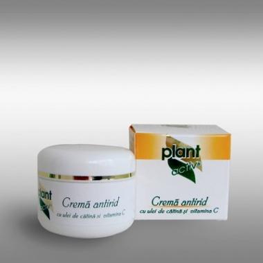 Crema antirid cu catina si vitamina C 30g