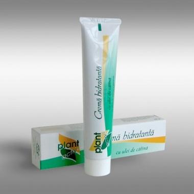 Crema hidratanta cu catina tub 65g