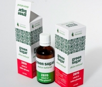 Green Sugar lichid 50ml