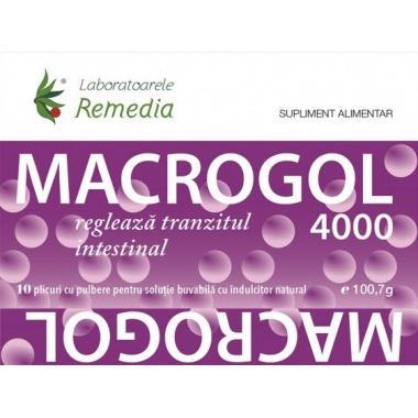 Macrogol 4000 10mg x 10dz