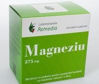 Magneziu 375mg 20dz